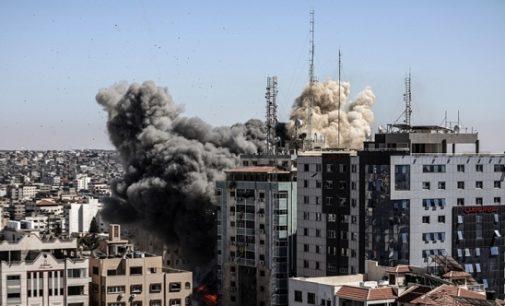 """AP'den İsrail'in saldırısının ardından açıklama: """"Dünya Gazze'de olanlar hakkında artık daha az şey bilecek"""""""