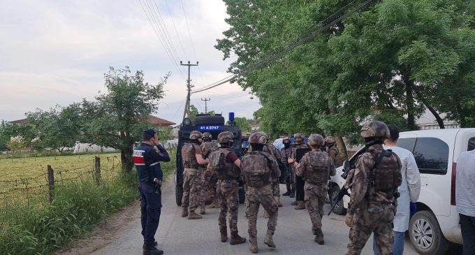 Dehşet saçtı: Babasını öldürüp üçü jandarma dokuz kişiyi yaraladı