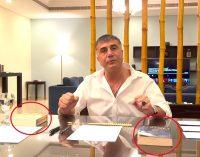 Sedat Peker'in videosundaki üç mektup ve tesbih detayı: Peker, Mansimov'a kurulan kumpası nasıl deşifre etti?