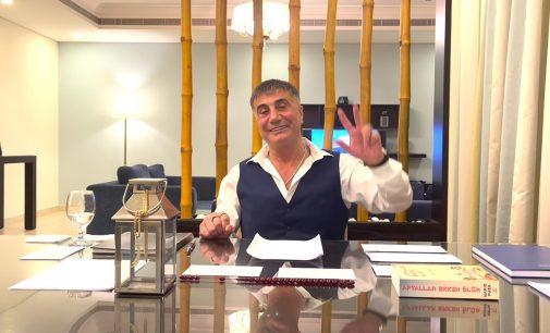 Sedat Peker'in yeni videosuna dair: Amaç Soylu'yu batırmak mı kurtarmak mı?