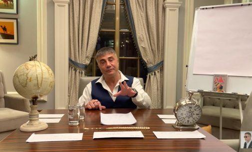 Sedat Peker: Silivri'de Ceza ve Tevkifevleri Genel Müdürü beni ziyaret etti