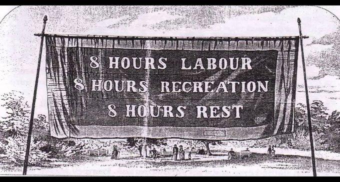 Dört saatlik işgününü savunmanın ve talep etmenin zamanı gelmedi mi?