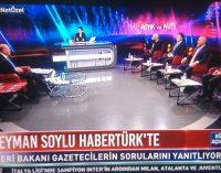 Yeni Posta'nın yayıncısı Bozdurgut: Soylu'nun karşısında gazeteciler kötü bir sınav verdi