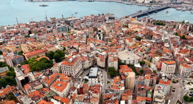 İstanbul'un 2 ilçesinde boş arsa kalmadı