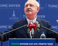 Kılıçdaroğlu: Halkımız ve bizim için başka bir seçenek kalmadı!