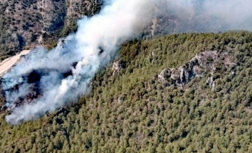 Milas Belediye Başkanı Tokat'tan korkutan açıklama: Çökertme yanıyor, derhal terk edin