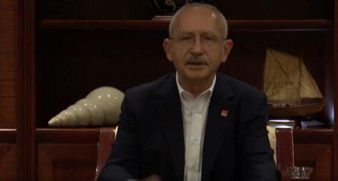 """Kılıçdaroğlu """"savcılara"""" seslendi: 10 milyon avroyu Ankara'da kimin için istediler? Yanıtı sizi Deniz'in katillerine götürecek"""
