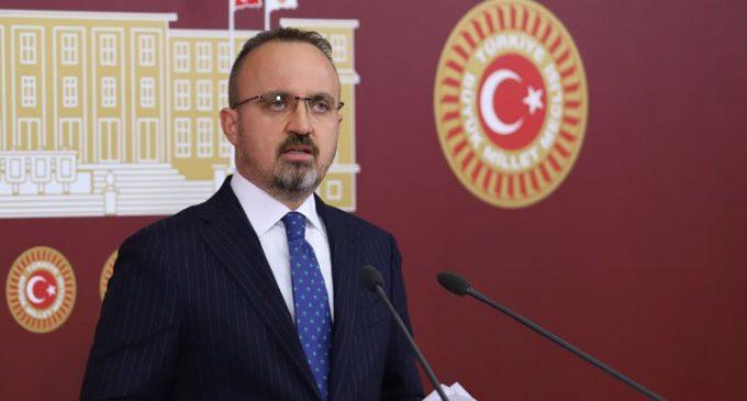 """AKP'li Bülent Turan """"15 vekil"""" haberini yalanlandı, BBC'den yanıt geldi: Haberimizin arkasındayız"""