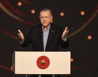 Erdoğan: Merkez Bankası rezervlerimiz 109 milyar dolar seviyesinde