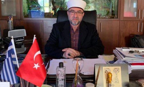 Yunanistan'da müftü Ahmet Mete'ye hapis cezası
