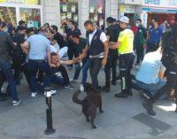"""""""Mafya-çete devletine hayır"""" eylemi yapan gençlere polis saldırısı: 26 gözaltı"""