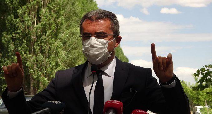 Erzurum Valisi: Verimli dana yetiştiren kardeşim benim gözümde bir sanatçıdır