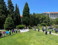 Boğaziçi akademisyenlerinden Prof. Naci İnci'nin açıklamasına tepki: İstifaya davet ediyoruz