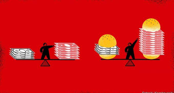 Big Mac Endeksi verileri: TL, dolara göre yüzde 59 değersiz