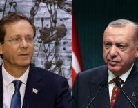 Erdoğan ve İsrail Cumhurbaşkanı Herzog'un görüşmesinden kritik iddia: Arabuluculuk teklif edildi