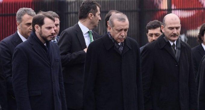 Erdoğan, Soylu ve Albayrak hakkında suç duyurusu