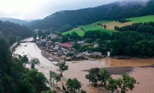 Almanya sel mağdurlarına 30 milyar avro destek ayırdı