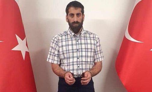 Kırmızı bültenle aranan PKK terör örgütü üyesi, MİT operasyonuyla yakalandı