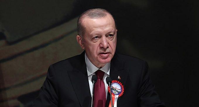Erdoğan'dan CHP'li belediyelere: Artık illerde sular akmıyor sular