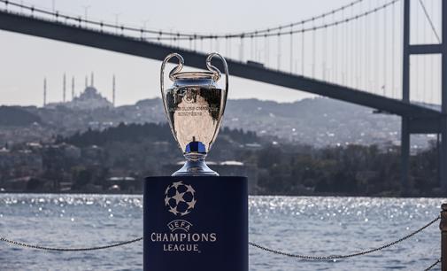 UEFA açıkladı: 2023 Şampiyonlar Ligi finali İstanbul'da oynanacak