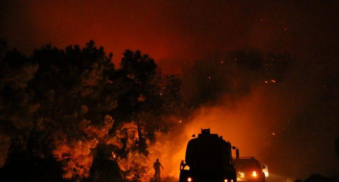Manavgat'tan acı haber: İki yangın işçisi yaşamını yitirdi