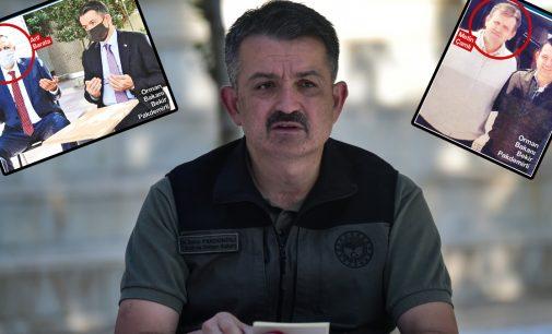 Suç kayıtları ortaya çıkmıştı: Pakdemirli'nin danışmanları hakkında suç duyurusu