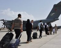 Afganistan'daki 200 Türk vatandaşı daha tahliye edildi