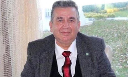 İYİ Parti Yalova İl Başkanı, istifa etti