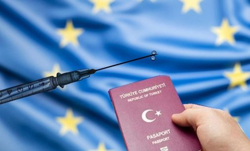 AB, Türkiye'nin koronavirüs aşı sertifikasını tanıma kararı aldı