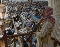 Taliban'dan eğitim açıklaması: Kadınlara erkek öğretmenlerden ders yok ve karma eğitim olmayacak
