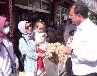 İmamoğlu: İstanbul'da dere yataklarında yüz binlerce nüfus yaşıyor