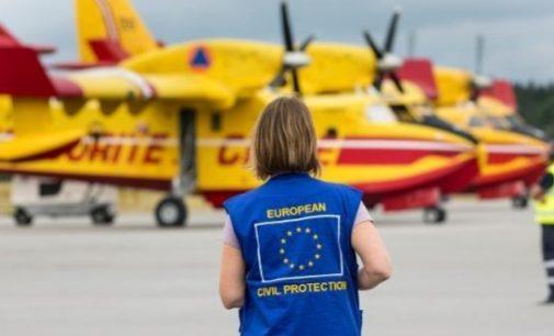 Avrupa'nın gönderdiği yangın söndürme uçakları Türkiye'de