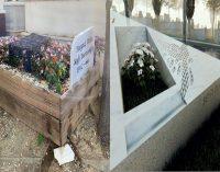 """İmamoğlu talimat verdi: """"Huysuz Virjin"""" için anıt mezar yapıldı"""