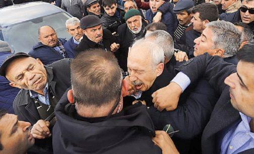 Kılıçdaroğlu'na yumruk atan saldırganı serbest bırakan savcıya ödül
