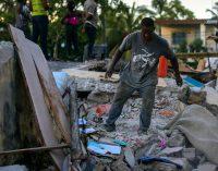 Haiti'de meydana gelen depremde ölü sayısı 700'ü geçti