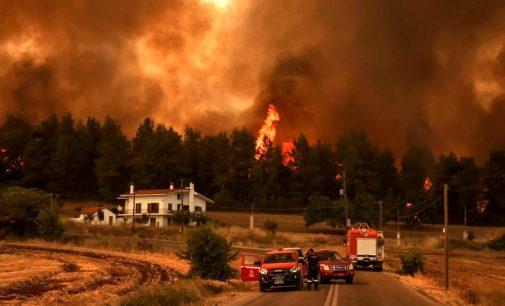 Yunanistan'da orman yangınları kabineyi değiştirdi