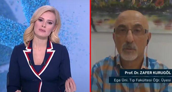 """""""1 aylık bebeğe yanlışlıkla koronavirüs aşısı yapıldı"""" demişti: Prof. Zafer Kurugöl'den yeni açıklama"""