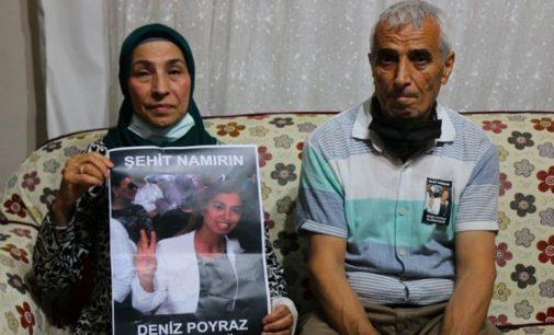 Deniz Poyraz'ın ailesinden suç duyurusu: Katilden, azmettiricilerden, polislerden şikayetçiyiz