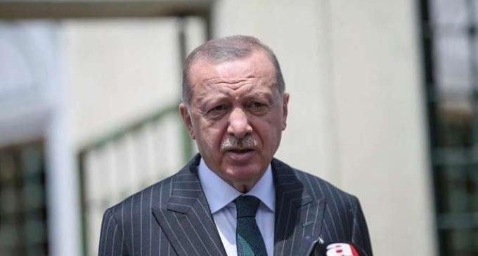 Erdoğan'dan Biden'a: Daha önce hiçbir ABD lideriyle bu durumu yaşamadım