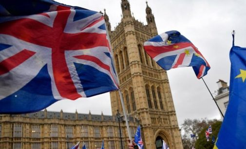 İngiltere'de kabine revizyonu: Üç bakan kabine dışı kaldı