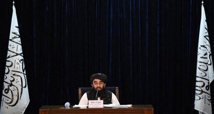 Taliban'dan ABD'ye teşekkür: Büyük bir kalpleri olmalı