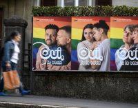 İsviçre referandumunda eşcinsellerin evlenip evlat edinmelerinin yasallaşmasına net destek
