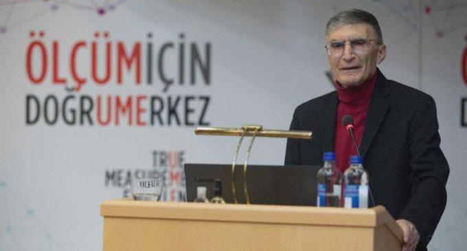 Prof. Aziz Sancar: Aşı karşıtı olmak mantık dışı bir durum