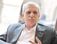 Ahmet Türk: İttifak arayışında değiliz ama demokrasi için bir ittifakta yer alma konusunda HDP'nin kapıları açık