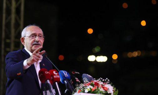 Kılıçdaroğlu'ndan Erdoğan'a: Gençleri ya işsiz bırakıyorsun ya yurtsuz!