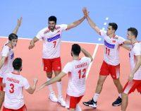 A Milli Erkek Voleybol Takımı, son olimpiyat finalistini devirerek galibiyetle başladı
