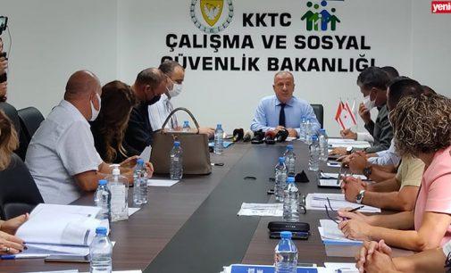 Kuzey Kıbrıs'ta asgari ücret brüt 4 bin 970 lira oldu