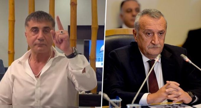 """Sedat Peker, """"Ağar, Türkiye'ye getirtti"""" demişti: Mafya lideri Salifov'un cinayetinde yeni gelişme"""