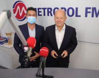 Seçime doğru: Almanya'da SPD'nin başbakan adayı Olaf Scholz Türk oylarının önemini anladı