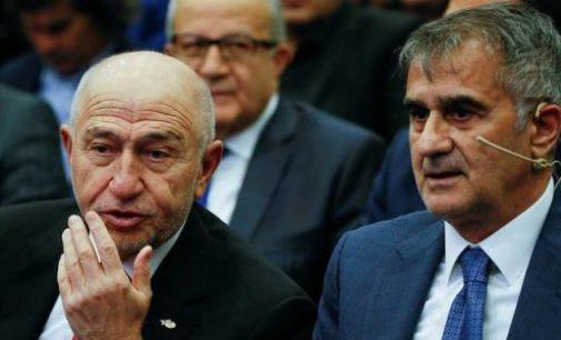 TFF Başkanı Özdemir: Şenol Hoca tazminat konusunu hiç açmadı
